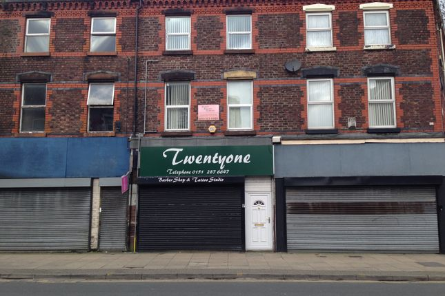 Thumbnail Flat to rent in County Road, Liverpool