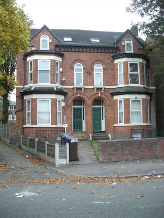 Thumbnail Flat to rent in Norman Road, Manchester