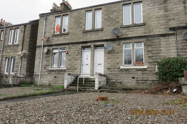 Thumbnail Flat to rent in Forth Avenue, Kirkcaldy