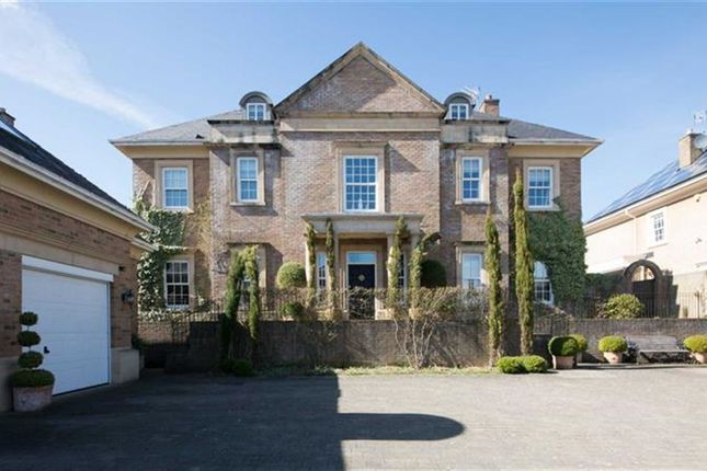 Thumbnail Detached house for sale in Hanley Cwrt, Usk, Monmouthshire
