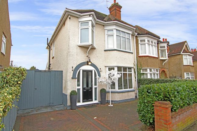 Thumbnail Semi-detached house for sale in St Helena Road, Colchester