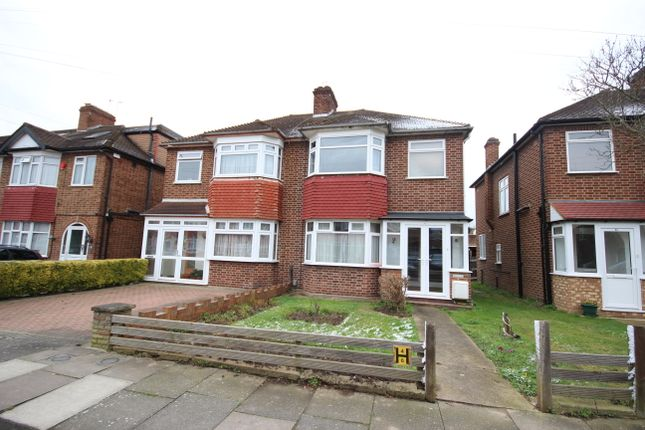 Thumbnail Flat for sale in Countisbury Avenue, Enfield