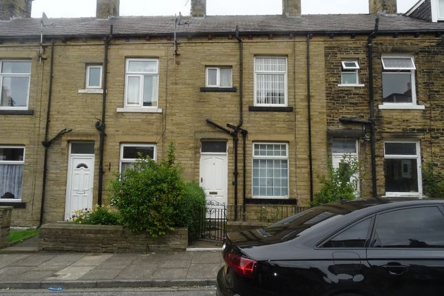 Thumbnail Terraced house to rent in Longford Terrace, Bradford