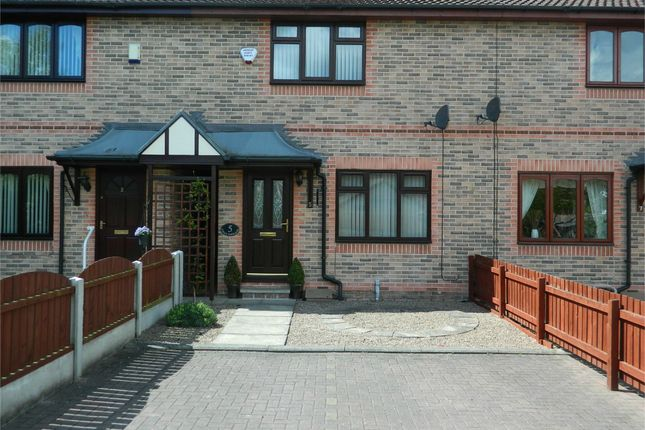 Thumbnail Terraced house to rent in Hague Park Lane, South Kirkby