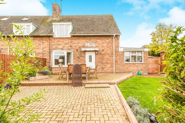 Thumbnail End terrace house for sale in The Prebend, Northend, Southam