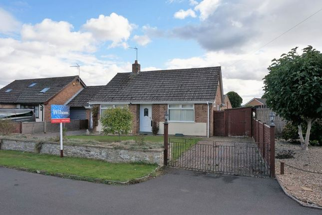 Thumbnail Detached bungalow for sale in Crown Lane, Creech Heathfield, Taunton