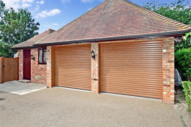 Garage of Chapman Fields, Cliffsend, Ramsgate, Kent CT12