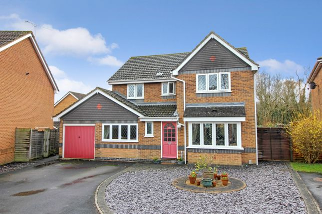 Thumbnail Detached house for sale in Tamarisk Road, Hedge End, Southampton