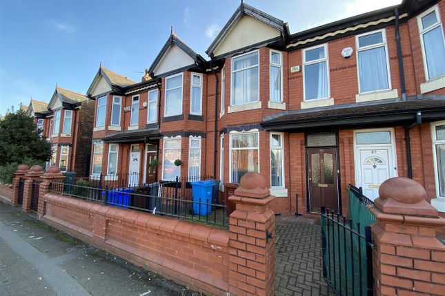 3 bed terraced house to rent in Lloyd Street South, Fallowfield, Manchester M14