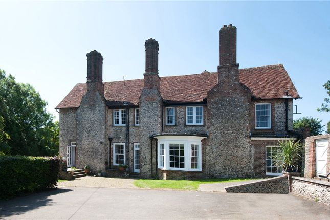 Thumbnail Semi-detached house for sale in Whiteway, Alfriston, East Sussex