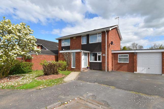 Thumbnail Detached house for sale in Percheron Way, Droitwich
