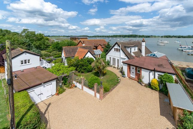Thumbnail Detached house for sale in The Quay, Waldringfield, Woodbridge