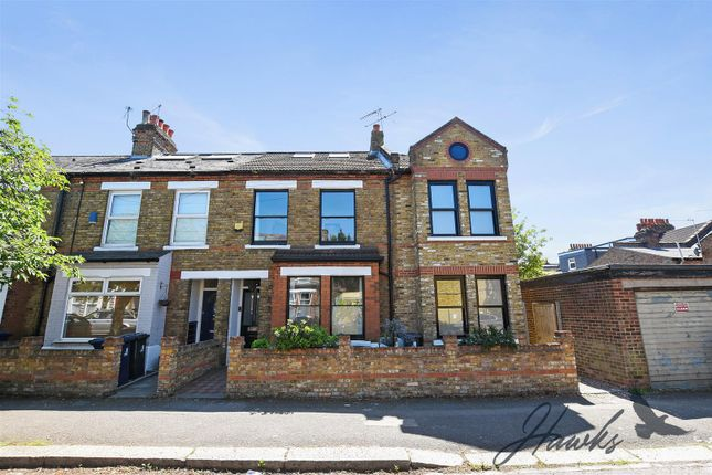 Thumbnail Terraced house to rent in Framfield Road, London
