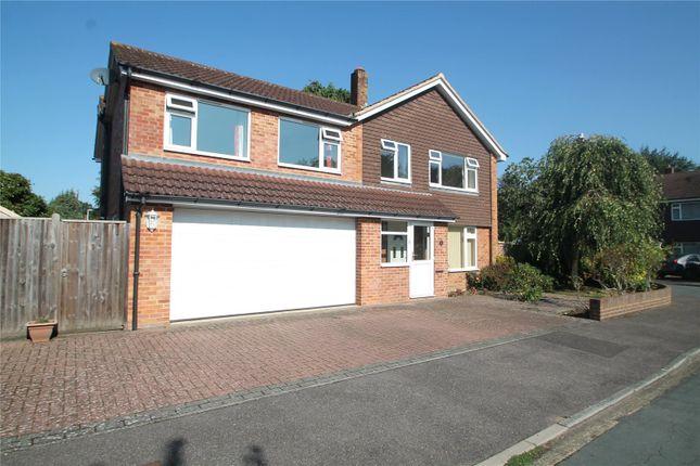Thumbnail Detached house for sale in Loampits Close, Tonbridge, Kent