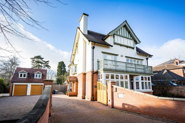 Thumbnail Detached house for sale in Lawnside, Duffield Road, Darley Abbey