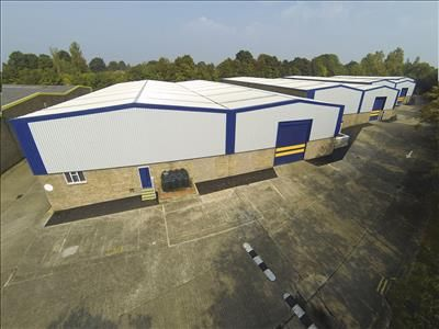 Thumbnail Light industrial to let in B, Anglian Lane, Bury St. Edmunds