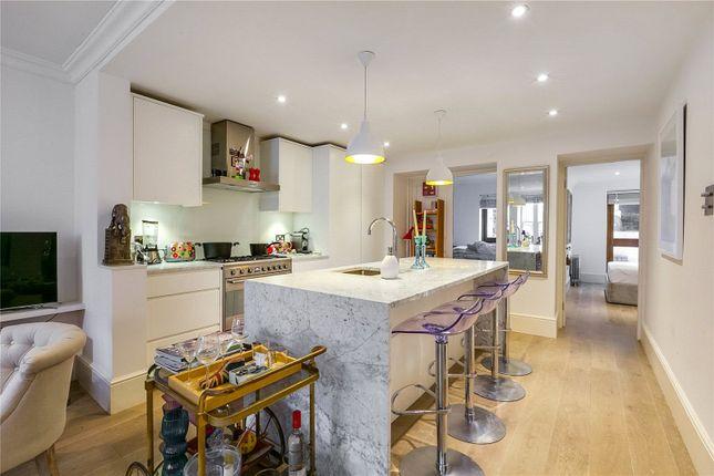 Thumbnail Flat to rent in Kensington Park Road, London