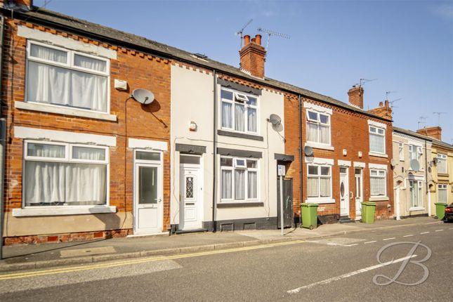 CC Ltd32 of Goldsmith Street, Mansfield NG18