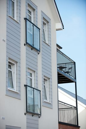Thumbnail Flat for sale in Carter's Quay, Stabler Way, Poole, Dorset