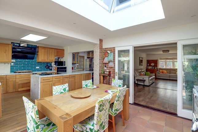 Thumbnail Detached house for sale in Chertsey Lane, Staines
