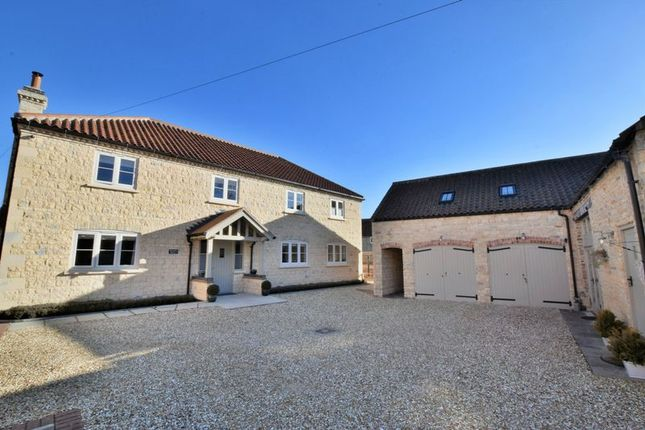 Thumbnail Detached house for sale in High Street, Heighington, Lincoln