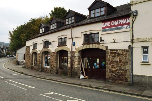 Thumbnail Retail premises for sale in New Road, Okehampton