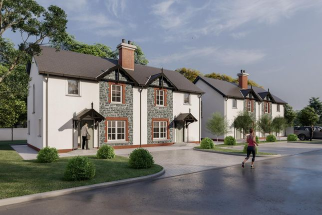 Thumbnail Semi-detached house for sale in The Beech, Gortnessy Meadows, Derry