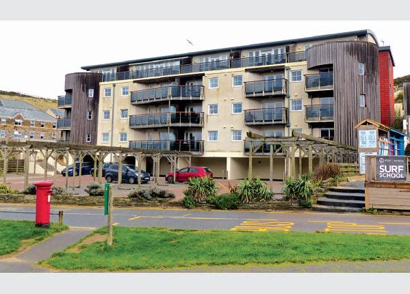 Thumbnail Property for sale in Waves, Watergate Bay, Cornwall