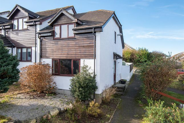 3 bed end terrace house for sale in Alderwood Parc, Penryn TR10