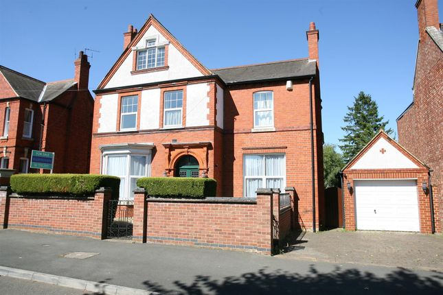 Thumbnail Detached house for sale in Debdale Road, Wellingborough