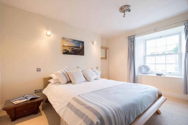 Bedroom of The Square, Portscatho, Truro TR2
