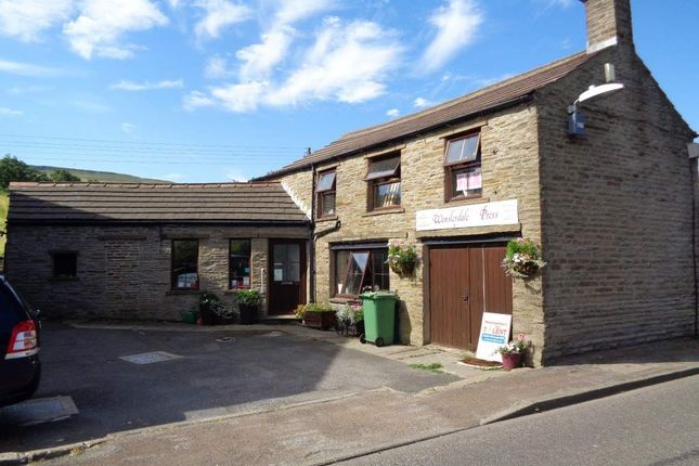 Thumbnail Retail premises for sale in Hawes, North Yorkshire