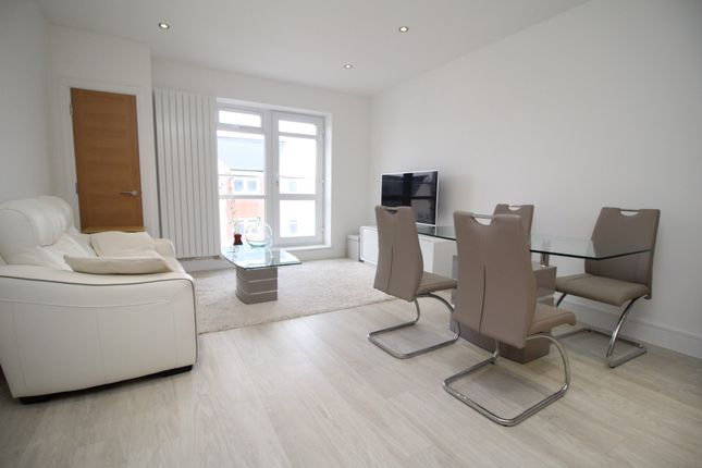 Thumbnail Flat for sale in Adams House, Adams Close, Poole