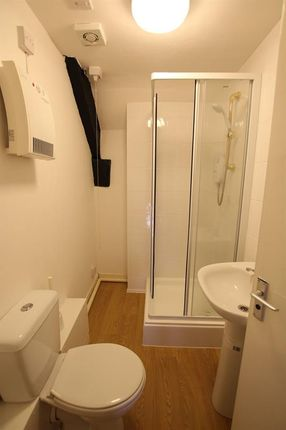 Shower Room of St. Marys Street, Brecon LD3