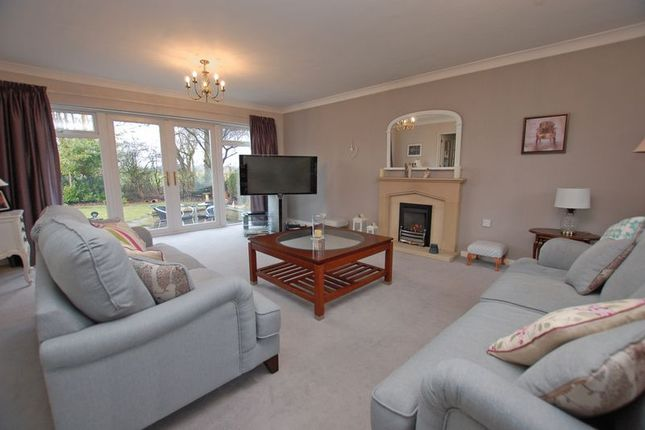 Thumbnail Detached house for sale in Avondale Road, Ponteland, Newcastle Upon Tyne