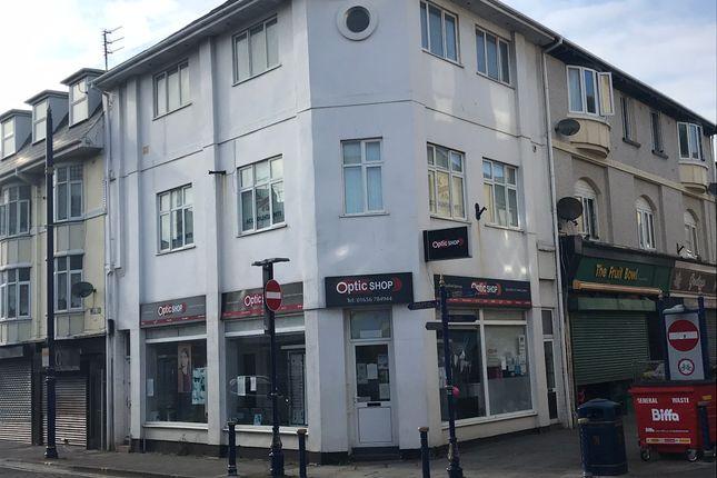 Thumbnail Maisonette to rent in Well Street, Porthcawl