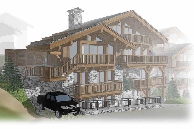 Thumbnail Chalet for sale in St Martin De Belleville, Savoie, Rhône-Alpes, France