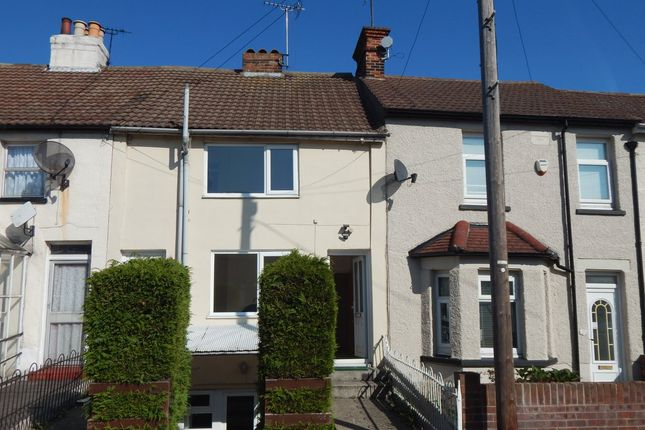 Terraced house to rent in Vansittart Street, Harwich