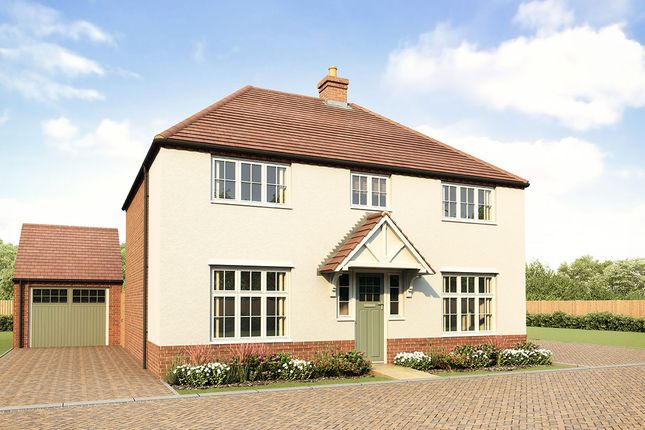 """Thumbnail Detached house for sale in """"Harrogate"""" at Bardolph Way, Huntingdon"""