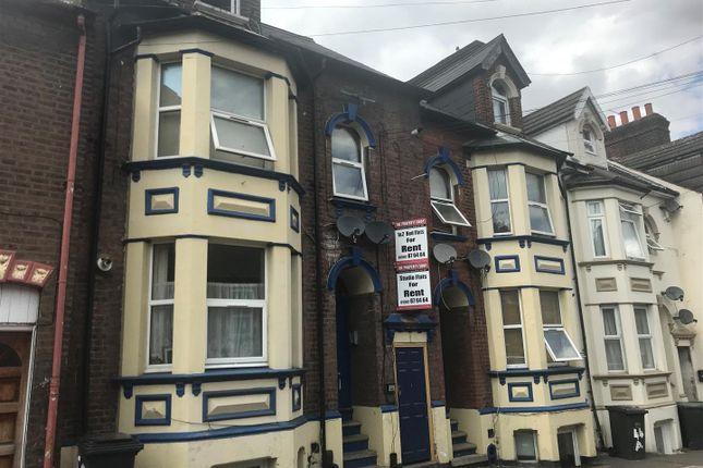 Thumbnail Flat to rent in Cardigan Street, Luton