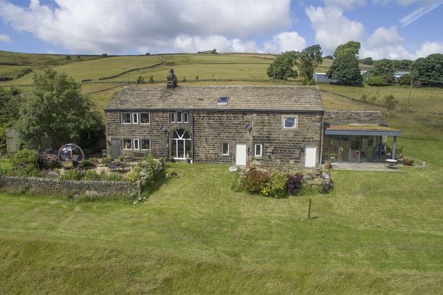 Thumbnail Detached house for sale in Whirlaw Common, Todmorden