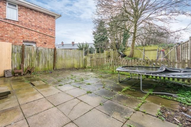 Rear Garden of Boyd Grove, Acocks Green, Birmingham, West Midlands B27