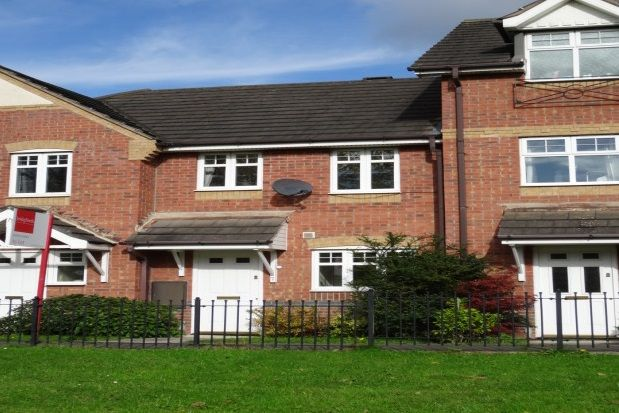 Mews house to rent in Redwood Drive, Crewe