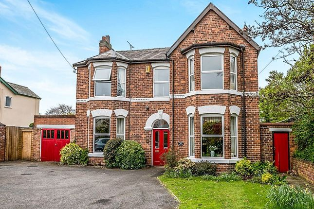 Thumbnail Detached house for sale in Freshfield Road, Formby, Liverpool