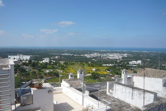 Sea View of Townhouse Nicola, Ostuni, Puglia, Italy