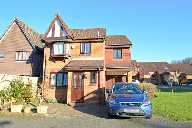 Thumbnail Detached house for sale in Angelica Gardens, Croydon
