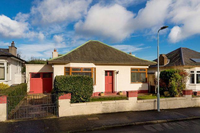 Thumbnail Detached bungalow for sale in 37 Silverknowes Terrace, Edinburgh