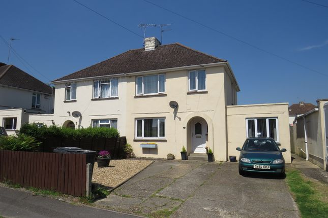 Thumbnail Semi-detached house for sale in Chelmsford Road, Upton, Poole