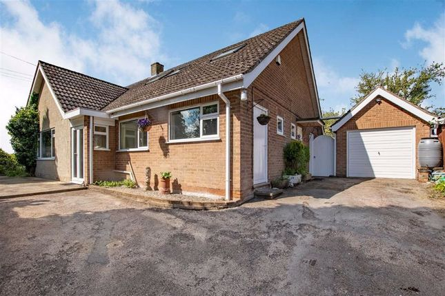 Thumbnail Bungalow for sale in Brampton Abbotts, Ross-On-Wye