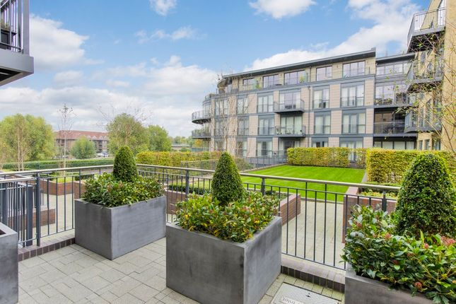 Thumbnail Flat for sale in Kingsley Walk, Cambridge